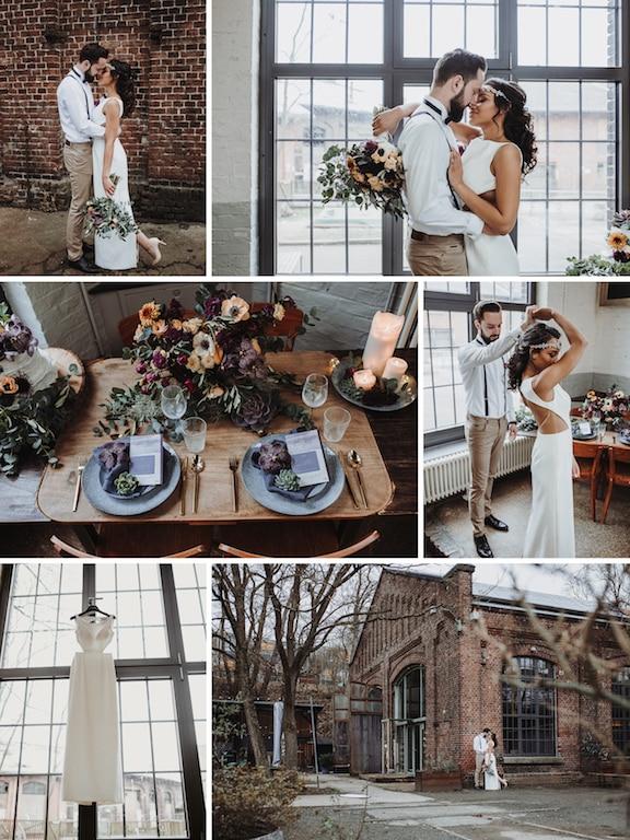 Jennifer Stieler Photography Wedding Marburg Waggonhallen