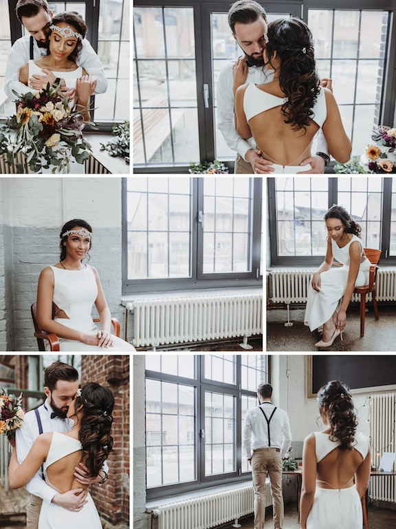 Jennifer Stieler Photography Wedding Marburg Brautmakeup