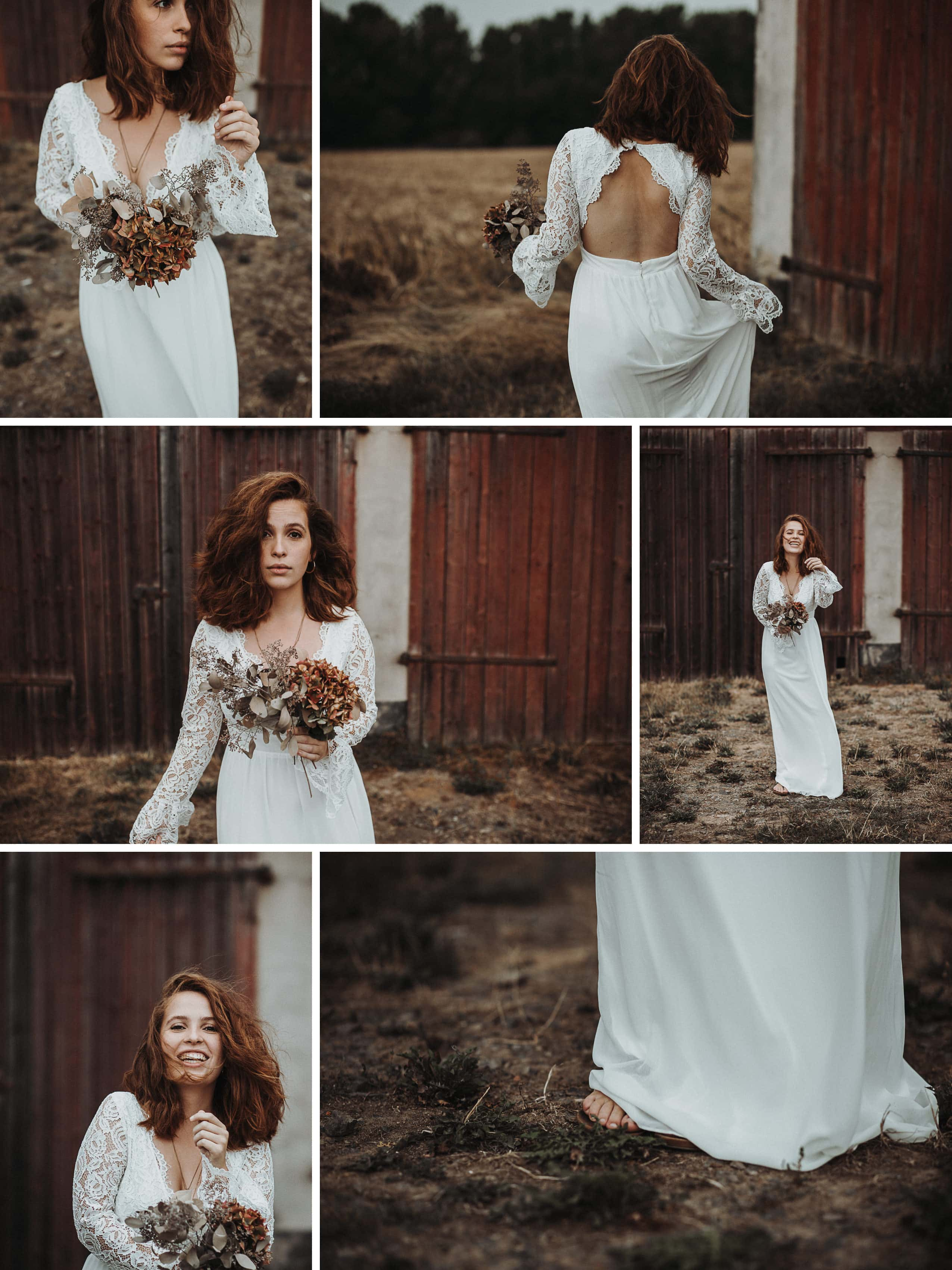 Wanderlust Bridal Inspiration inspired by earth