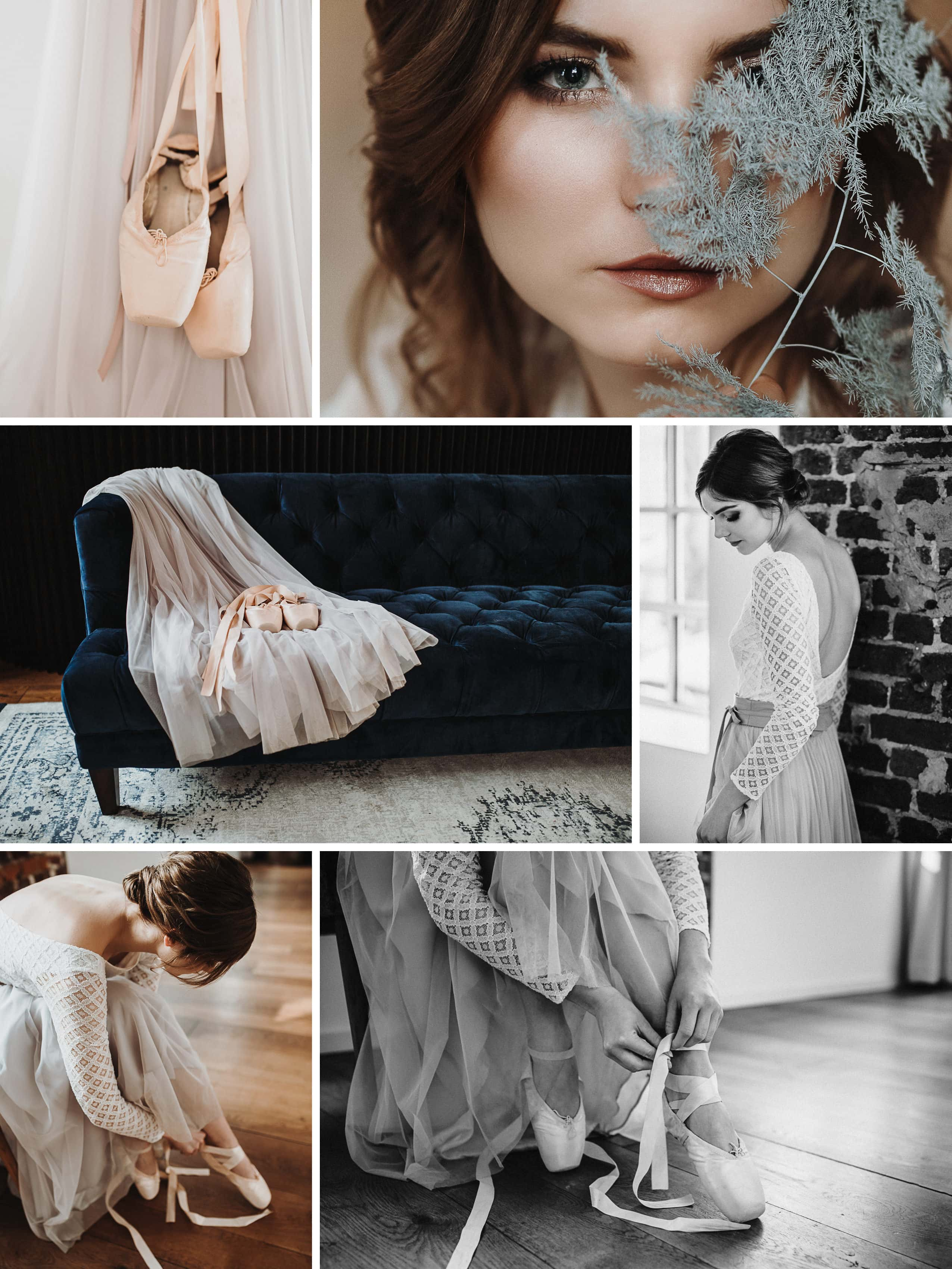 Ballerina Frieda Therés Hochzeitsblog